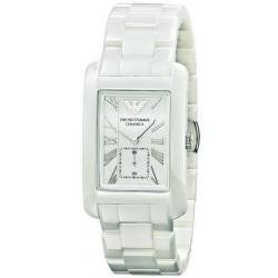 Buy Men's Emporio Armani Watch Ceramica AR1408