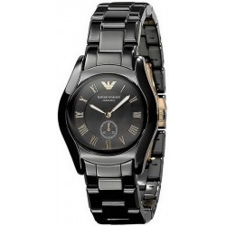 Buy Women's Emporio Armani Watch Ceramica AR1412