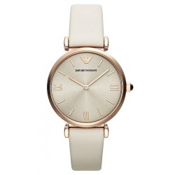Buy Women's Emporio Armani Watch Gianni T-Bar AR1769