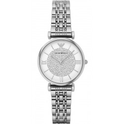 Buy Women's Emporio Armani Watch Gianni T-Bar AR1925
