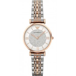 Buy Women's Emporio Armani Watch Gianni T-Bar AR1926
