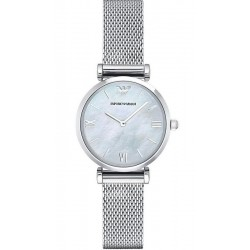 Buy Women's Emporio Armani Watch Gianni T-Bar AR1955