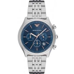Men's Emporio Armani Watch Zeta AR1974 Chronograph