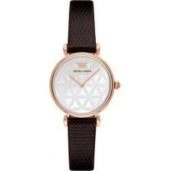 Buy Women's Emporio Armani Watch Gianni T-Bar AR1990 Mother of Pearl
