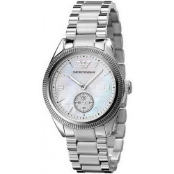 Buy Women's Emporio Armani Watch Classic AR5899 Mother of Pearl
