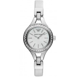 Buy Women's Emporio Armani Watch Chiara AR7353 Mother of Pearl