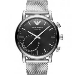 Buy Men's Emporio Armani Connected Watch Luigi ART3007 Hybrid Smartwatch