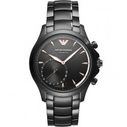 Men's Emporio Armani Connected Watch Alberto ART3012 Hybrid Smartwatch