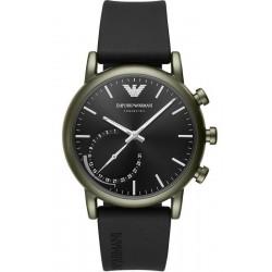 Buy Men's Emporio Armani Connected Watch Luigi ART3016 Hybrid Smartwatch