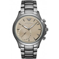 Men's Emporio Armani Connected Watch Alberto ART3017 Hybrid Smartwatch
