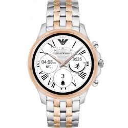 Buy Men's Emporio Armani Connected Watch Alberto ART5001 Smartwatch