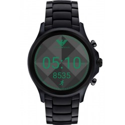 Buy Men's Emporio Armani Connected Watch Alberto ART5002 Smartwatch