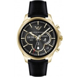 Buy Men's Emporio Armani Connected Watch Alberto ART5004 Smartwatch
