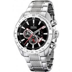 Men's Festina Watch Chronograph F16488/5 Quartz