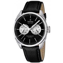 Men's Festina Watch Elegance F16629/7 Quartz Multifunction