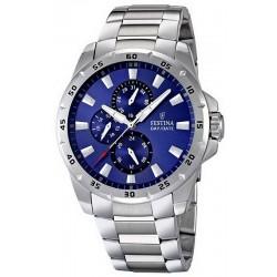 Men's Festina Watch Multifunction F16662/4 Quartz