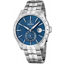 Men's Festina Watch Elegance F16679/2 Quartz