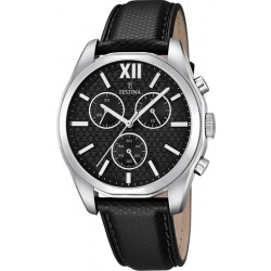 Men's Festina Watch Elegance F16860/1 Chronograph Quartz