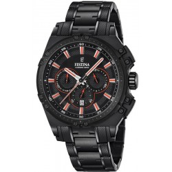 Buy Men's Festina Watch Chrono Bike F16969/4 Quartz Chronograph