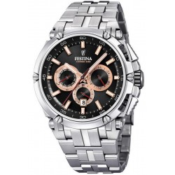 Buy Men's Festina Watch Chrono Bike F20327/8 Chronograph Quartz