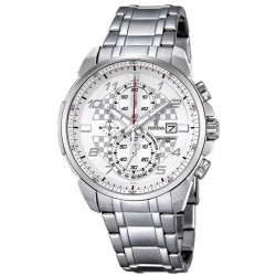 Men's Festina Watch Chronograph F6842/1 Quartz