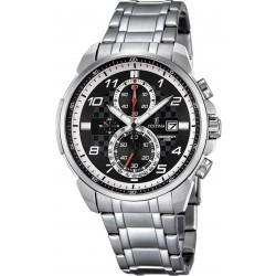 Men's Festina Watch Chronograph F6842/3 Quartz