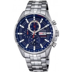 Men's Festina Watch Chronograph F6844/3 Quartz