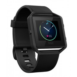Fitbit Blaze Special Edition S Smart Fitness Unisex Watch FB502GMBKS-EU