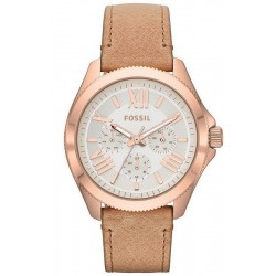 Buy Women's Fossil Watch Cecile AM4532 Quartz Multifunction