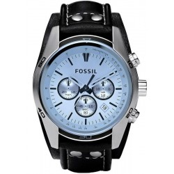 Men's Fossil Watch Coachman CH2564 Chronograph Quartz