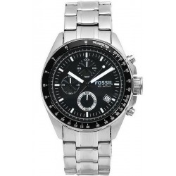 Men's Fossil Watch Decker CH2600 Quartz Chronograph