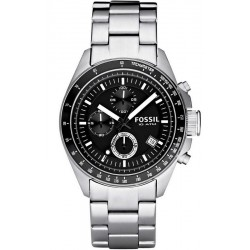 Men's Fossil Watch Decker CH2600IE Chronograph Quartz