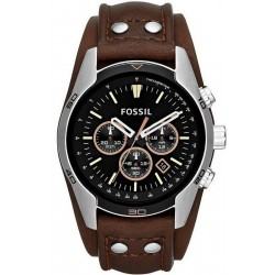 Men's Fossil Watch Coachman CH2891 Quartz Chronograph