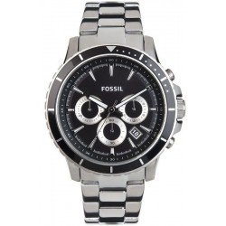 Men's Fossil Watch Briggs CH2926 Quartz Chronograph