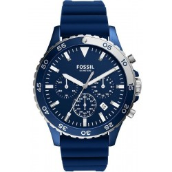 Men's Fossil Watch Crewmaster CH3054 Chronograph Quartz