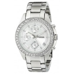 Buy Women's Fossil Watch Decker ES2681 Chronograph Quartz