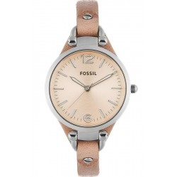 Women's Fossil Watch Georgia ES2830 Quartz