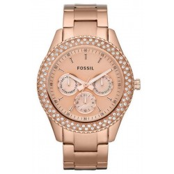 Buy Women's Fossil Watch Stella ES3003 Quartz Multifunction