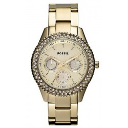 Buy Women's Fossil Watch Stella ES3101 Multifunction Quartz