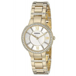 Women's Fossil Watch Virginia ES3283 Quartz