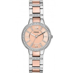 Women's Fossil Watch Virginia ES3405 Quartz