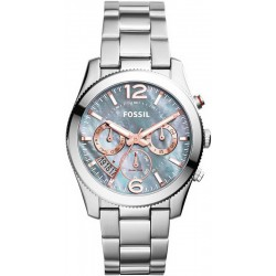Buy Women's Fossil Watch Perfect Boyfriend ES3880 Quartz Multifunction