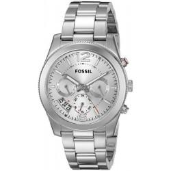 Women's Fossil Watch Perfect Boyfriend ES3883 Quartz Multifunction