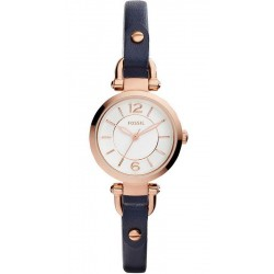 Women's Fossil Watch Georgia Mini ES4026 Quartz