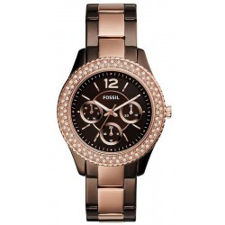 Buy Women's Fossil Watch Stella ES4079 Quartz Multifunction