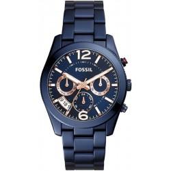 Buy Women's Fossil Watch Perfect Boyfriend ES4093 Quartz Multifunction