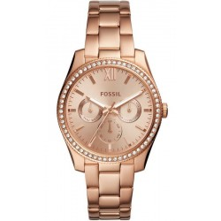 Buy Women's Fossil Watch Scarlette ES4315 Multifunction Quartz