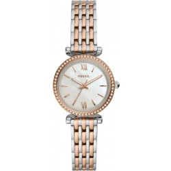 Buy Women's Fossil Watch Carlie Mini ES4649 Mother of Pearl Quartz