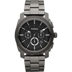 Buy Men's Fossil Watch Machine FS4662 Quartz Chronograph