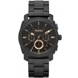 Buy Men's Fossil Watch Machine FS4682 Quartz Chronograph